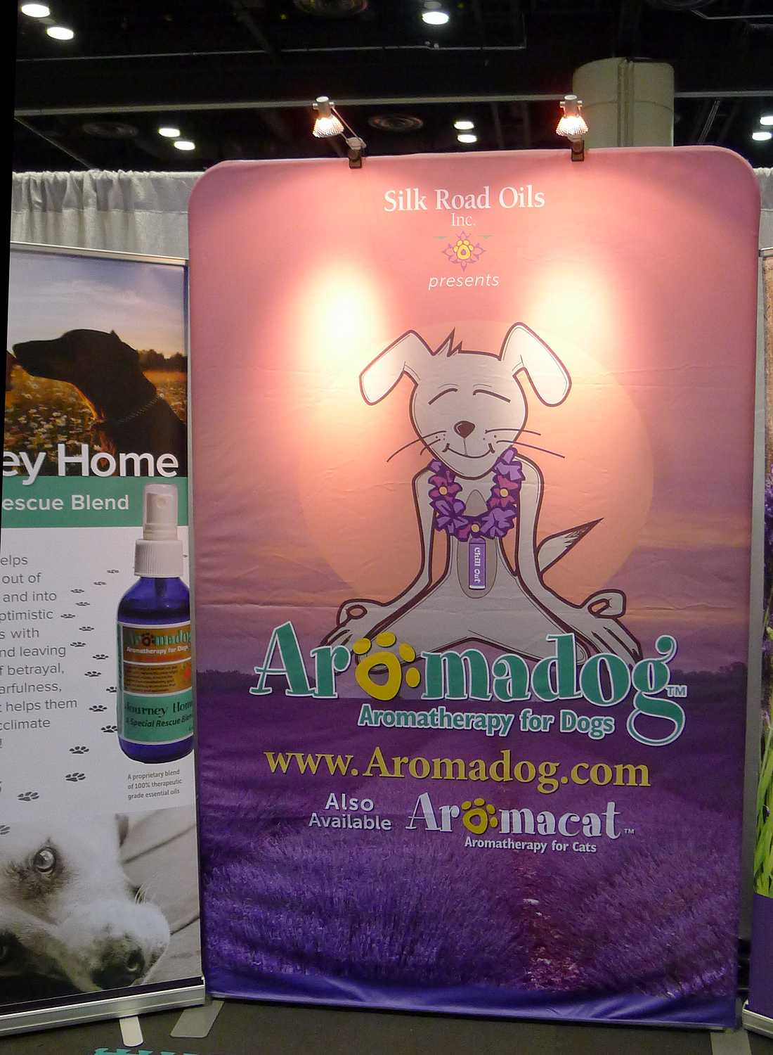 Aromadog Silk Road Oils