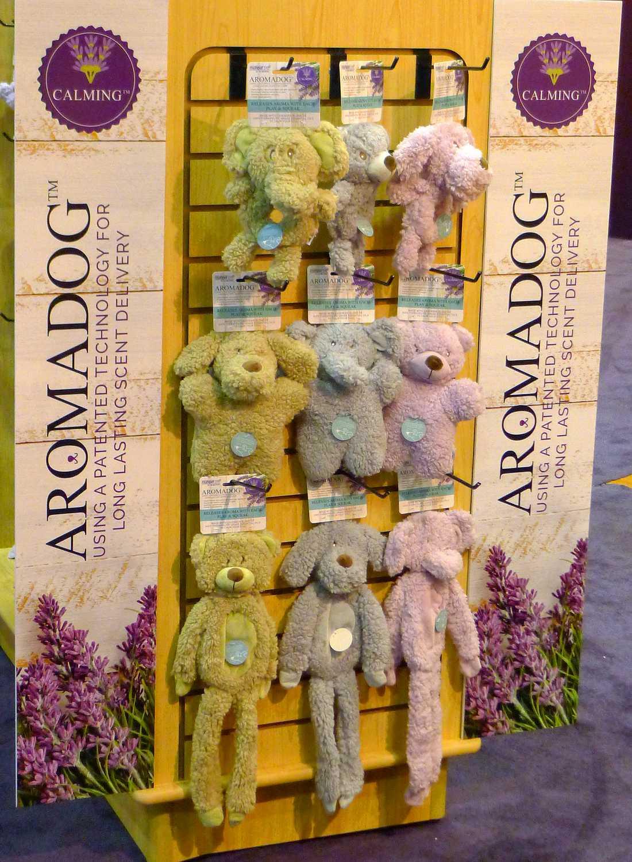 Aromadog Toys